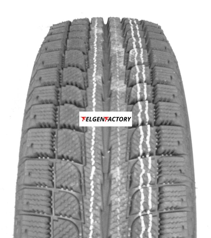 MAXTREK  TREKM7 155/65 R14 75 T - F, C, 2, 70dB