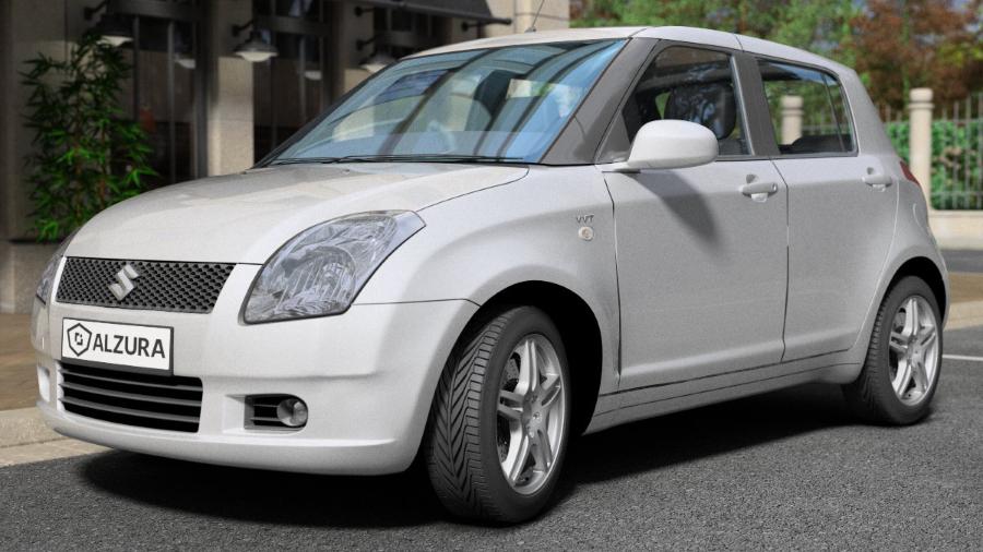 Bardzo dobry Felgi 16 cali do Suzuki Swift EZ 02.2005-09.2010 TL22