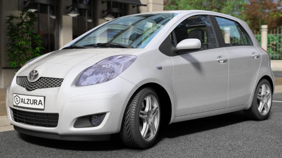 Felgi Aluminiowe Alufelgi Do Toyota Yaris Felgi Niemieckiepl