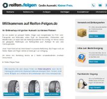 Reifen & Felgen Handel