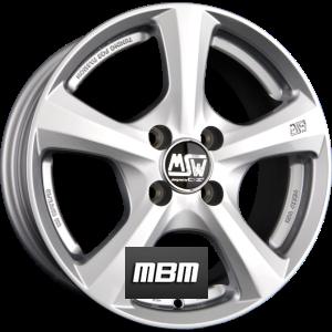 MSW MSW 19 Full Silver Einteilig