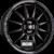 TEAM DYNAMICS PRO RACE 1.2 Gloss-Black Einteilig könnyűfém felni