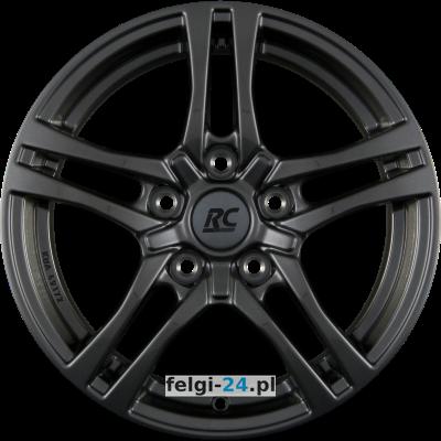 BROCK / RC RC26 Titan Metallic (TM) Einteilig 7.50 x 17 ET 45 5 x 112.00 Tytanowy