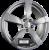 DBV TORINO II Metallic Silber Einteilig könnyűfém felni