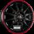 RONAL R54 MCR Jetblack-Red Rim Einteilig könnyűfém felni