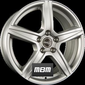 ProLine Wheels  CX200 Arctic Silver Einteilig