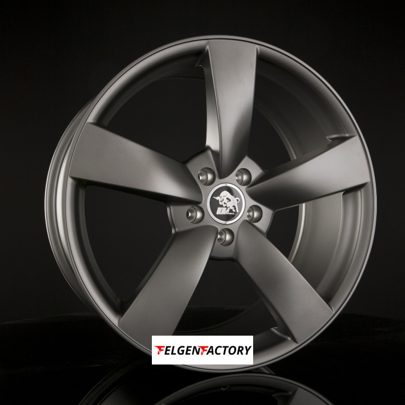 ultra wheels ua5 x 17 zoll et 37 5x112 dark grey alu. Black Bedroom Furniture Sets. Home Design Ideas