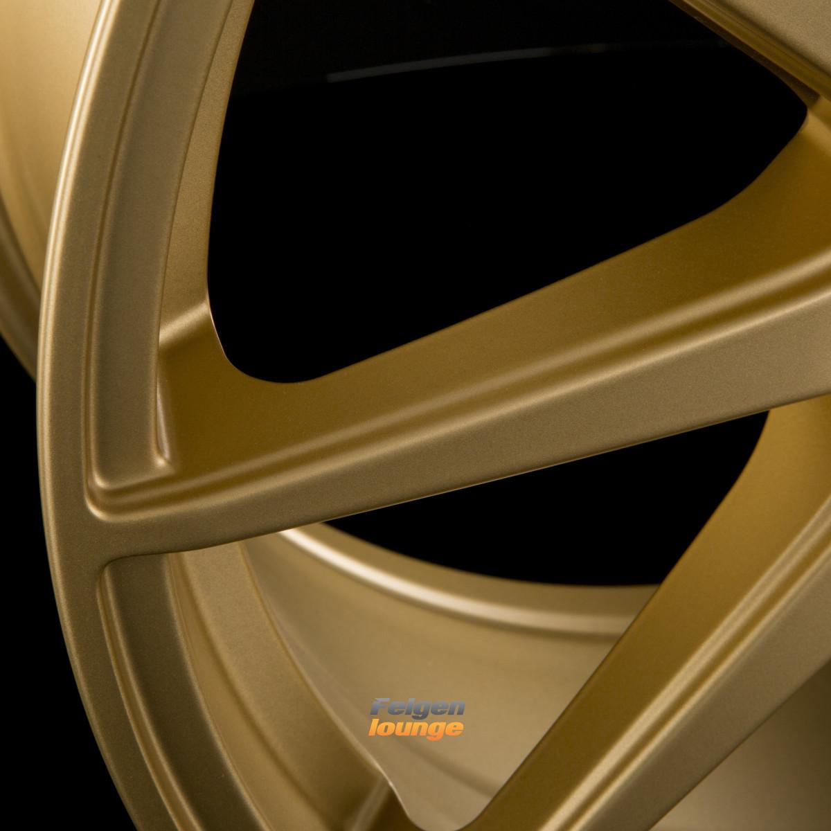 4 alufelgen borbet gtx gold matt 8 5x19 et45 5x112 ml72 5. Black Bedroom Furniture Sets. Home Design Ideas