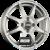 DBV BALI II Silber Metallic Einteilig könnyűfém felni