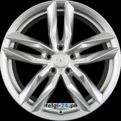 MAM MAM RS3 Silver Painted (SL) Einteilig 7.50 x 17 ET 45 5 x 112.00 Srebrny
