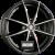 SPARCO TROFEO 4 Fum� Black Full Polished Einteilig könnyűfém felni
