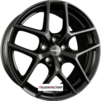 image-BORBET Y Black Glossy 8x18 ET48 5x112 Wintertauglich Audi Seat Skoda VW fix 57,1