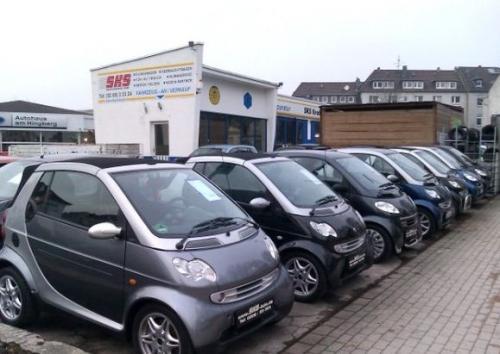 Bild der Firma SKS Kraftfahrzeuge GmbH